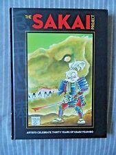 The Sakai Project Artists Celebrate Thirty Years of Usagi Yojimbo by Stan Sakai