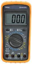Mercury 600.100 Professional Digital Electrical Multitester 32 Test Ranges - New