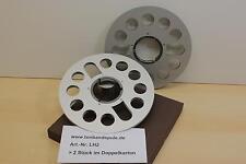 Tonbandspule 266 mm , 1 Paar f. Revox, Teac, Telefunken, Studer ,  Art-Nr.LH2