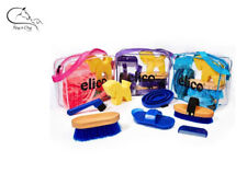 Elico Chepstow Grooming Kit 7 Pieces Horse & Pony Choice of Colours FREE P&P