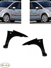 FOR FORD FOCUS C-MAX 2003 - 2007 NEW FRONT WINGS FENDERS PAIR L + R GALVANIZED