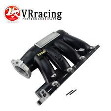 BLACK Intake Manifold FOR 06-11 Honda Civic Si K20Z3 / 04-08 Acura TSX