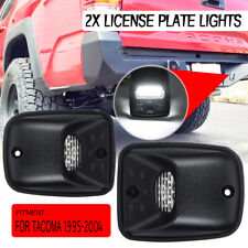 2x Rear LED License Number Plate Lights Lamp For  ToyotaTacoma95-04 T100 93-98