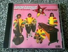 SENOR COCONUT - EL BAILE ALEMAN - A TRIBUTE TO KRAFTWERK - 10 TRACK CD ALBUM NEW