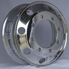 Alcoa 765421 19.5 x 6.75 Aluminum High Polished Front 8 x 275mm