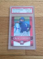 Marcus Stroman Toronto Blue Jays Signed Autograph 2012 RC Card PSA/DNA Slabbed