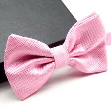 Men Classic Wedding Bowtie Necktie Bow Tie Pre Tied Tuxedo Fashion Adjustable