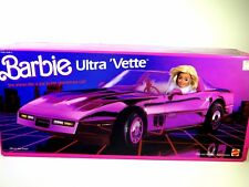 NIB BARBIE DOLL 1985 ULTRA VETTE CAR VINTAGE