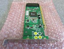 Hp 370900-001 373239-001 Pci-x Scsi Ultra320 Adaptador Controlador tarjeta RAID