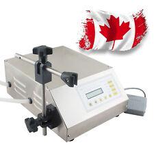 CA 2ml-3500ml Automatic Digital Control Pump Water Oil Liquid Filling Machine