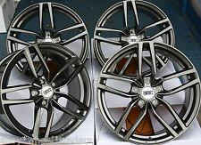 """17"""" GM DRS CERCHI IN LEGA ADATTA PER VOLVO c30 c70 s40 s60 s80 v40 v50 v60 v70 xc60 xc9"""