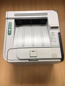 HP Laser Jet P2055dn Laserdrucker mit Netzwerkfunktion Top