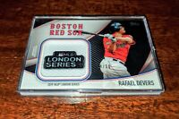 RAFAEL DEVERS RELIC SP /50 2020 TOPPS JUMBO JERSEY #JSES-RD BOSTON RED SOX HOT!!