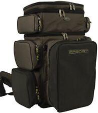 NUOVA base Greys Prodigy Tackle Pesca Zaino Back pack Ruck Sack
