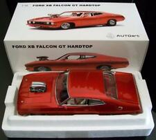XB FALCON BLOWN COUPE STREET MACHINE - CANDY APPLE RED - 1:18 Biante - A72744