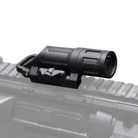 Tactical WML Flashlight Multifunction High Lumen Weapon Light for 20mm Rails