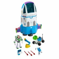 Mattel GJB37 Disney Pixar Toy Story Buzz Lightyear Space Command Playset