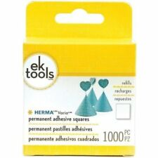 EK Success Herma Classic Vario Refills Permanent 1000 Piece NEW