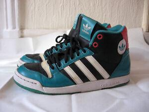 Basket en cuir «Adidas» T : 39,5