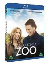 We Bought A Zoo Region Free Blu Ray