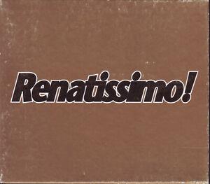 RENATO ZERO Renatissimo! (2006) 3 x CD, Compilation, Tattica – 88697033002