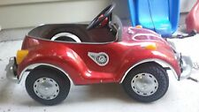 Junior Sportster VW Bug TS-110 antique Pedal Car FREE SHIPPING