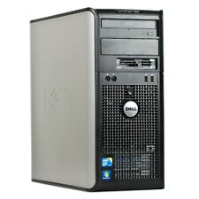 DELL Optiplex 780 MT Intel 3GHz 4GB 128GB SSD DVD Win 7 Pro Midi-Tower