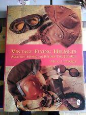 WW2. RAF  Book vintage flying. Helmets