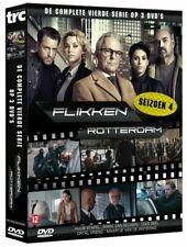 DVD BOX -  FLIKKEN ROTTERDAM  SEIZOEN 4 (2016--)  (NEW / NIEUW SEALED)