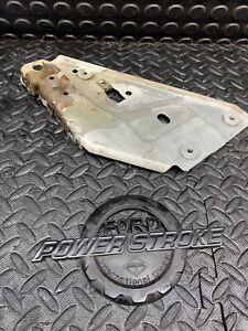 1999-2007 Ford F-250 F350 F450 F550 7.3l 6.0l Diesel Battery Tray  Bracket 02