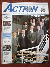 MESSIER DOWTY MAGAZINE ACTION 7 SNECMA MANAGEMENT AIRBUS A380 JSF NIMROD MR4A