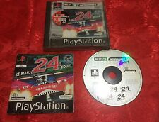 GIOCO PS PSX INFOGRAMES LE MANS 24 HOURS