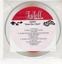 (GH405) Jadell, How Do I Do? - 2002 DJ CD
