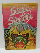 STELLE & STELLETTE - p.druillet,umberto eco - 1976,quadragono - vintage -