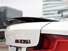 BMW F22 F87 Série 2 Coupé Aile Arrière Trunk Boot Lip Spoiler Performance Y3251