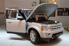 Land Rover Discovery 4 Tdv6 White 2015 1 24 Scale Diecast Detailed Engine Model