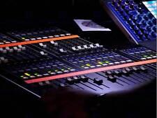MUSIC MIXING DESK SOUND LIGHT ELECTRONIC DJ POSTER ART PRINT 30X40 CM BB3204B