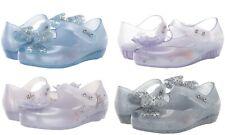 NEW Mini Melissa Toddlers Flats Ultragirl Frozen Slip-On Girls Mary Jane Shoes