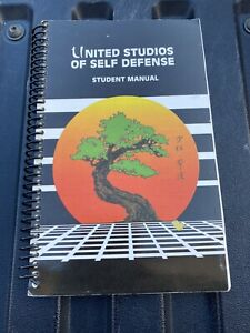 United States Of Self Defense Student Manual Book
