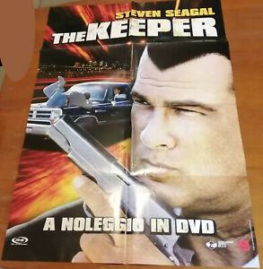 The Keeper Locandina Copertina Piegata Dvd 100x70cm Poster N