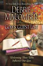 God's Guest List - Welcoming Those Who Influence Our Lives - By Debbie Macomber