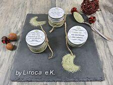 Gastgeschenk Kräutersalz Vintage Hochzeit Taufe Geburtstag Kundengeschenk Gewürz