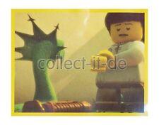 Sticker 116 - Blue Ocean - LEGO Ninjago - Sammelsticker