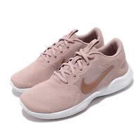 Nike Wmns Flex Experience RN 9 Stone Mauve Red Bronze Women Running CD0227-200