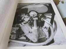 Motorrad Archiv Rennmodelle 2124 Excelsior 1936 4 Ventil Rennmotor 2 Vergaser