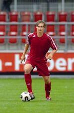 adidas Squadra Football Jersey Short Sleeved Training T Shirt Gym Run Red Medium