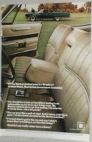 1968 Buick advertisement page, Buick Electra 225, 2-door hardtop