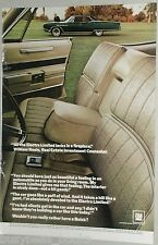 1968 Buick advertisement page, Buick Electra 225, 2-door hardtop
