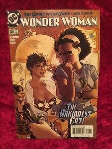 WONDER WOMAN #190 MAY 2003 NM 9.4 DC COMICS ADAM HUGHES