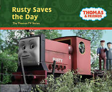 Rusty Saves the Day (Thomas & Friends), , New Book
